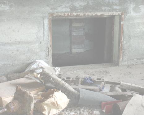 Trashy Crawlspaces