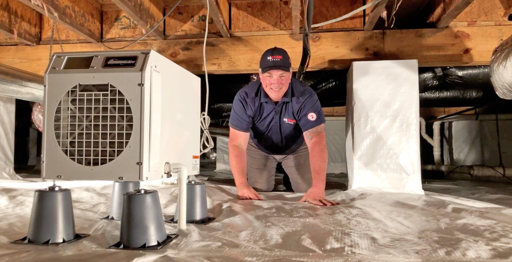 What Is A Crawlspace Encapsulation?